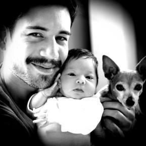 Familienfotografie mit Emma München