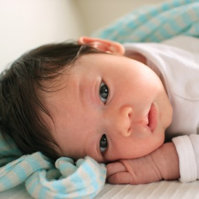 Neugeborenen Shooting Emma München