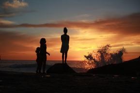 sunset silhouette _ ppd fotografie