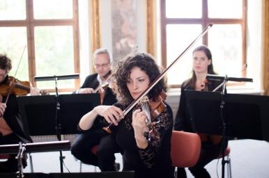 Portraitbilder für die Bayrische Kammerphilharmonie
