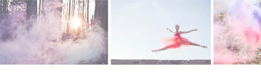 Für ein Outdoor - Fotoshooting suche ich einen Balletttänzer (m/w)
